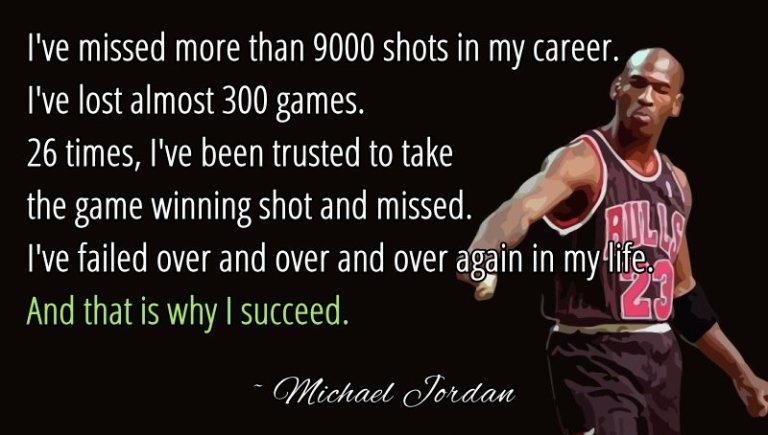 Image result for michael jordan quote